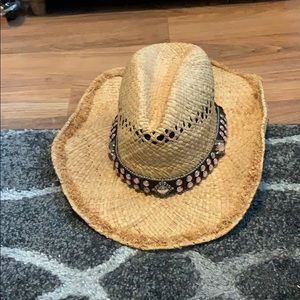 Accessories - Pink Jewel Cowgirl Hat
